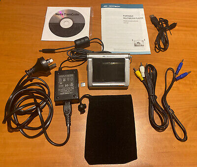 JNC DMTECH Portable Multimedia Player MPEG4 (Model SSF-M2)