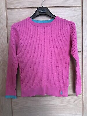Girls Joules Jumper Age 9-10
