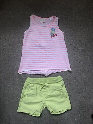 Zara Girls Outfit Size 3 Years In Excellent Condition