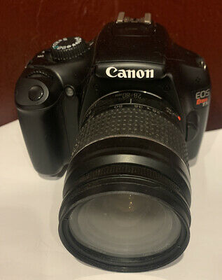 Canon Rebel T3i DSLR w/Lens 28-80mm