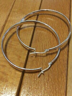 925 silver jewelry earrings hoop