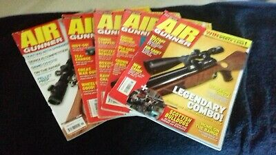 Various Airgunner Magazine Collection