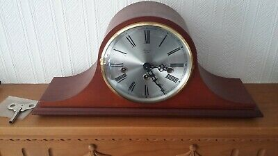 Westminster mantle chime clock