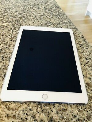 Apple iPad Air 2 128GB, Wi-Fi, 9.7in - Silver. Works absolutely Perfectly.