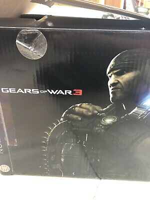 Gears of War 3 epic Limited Edition -  Collectors Item