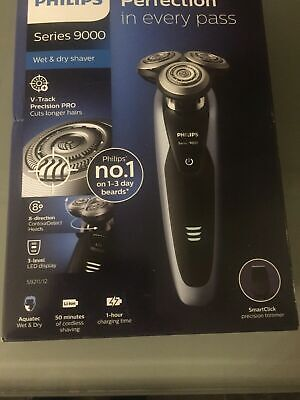 *Philips Series S9211/12 Electric Shaver with Precision Trimmer*