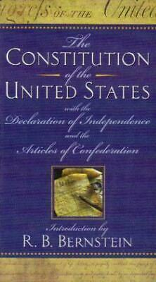 The Constitution of the United States of America ; with the Declaration of...