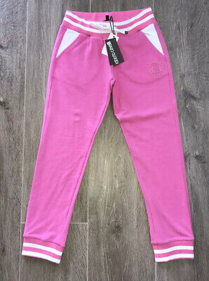 Roberto Cavalli Girls Tracksuit Pants Age 12 Yrs RRP £89 ‼️‼️