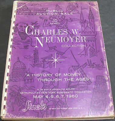 The Charles W. Neumoyer Collection US, Foreign, Gold, Silver + 1960 Scarce