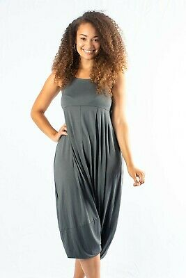 New Womens Ladies Oversized Super Stretch Elasticated Jumpsuit Sizes 8-18