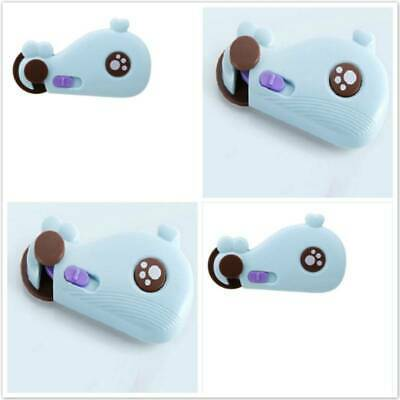 Kids Home Safety Refrigerator Drawer Latch Safety Animal Cabinet Door Lock N7