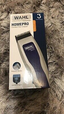 Wahl HomePro Basic Hair Clipper -Clipper Kit 9155-217 Corded Trimmer-FAST POST