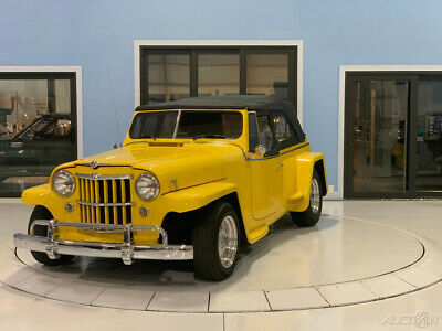 1948 Willys  1948 Used Automatic