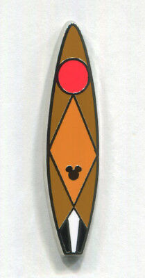 Dale COMPLETER - 2018 Hidden Mickey WDW Character Surfboards Disney Pin