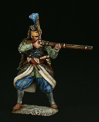 Tin soldier, Museum (TOP), Janissary, Ottoman Empire, 54 mm, Ottoman Empire