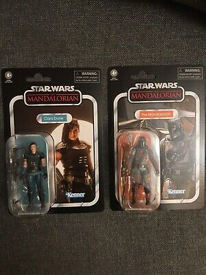 Star Wars The Vintage Collection Mandalorian Vc166 Cara Dune Vc164