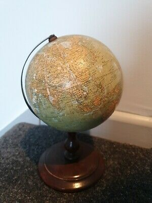 W And Ak Johnstons Unrivalked Five Shilling Globe