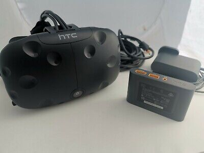 Htc Vive Headset + Accessories
