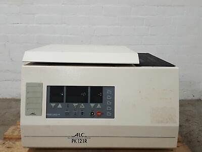 ALC PK 121R Centrifuge Refrigerated Benchtop Centrifuge Lab
