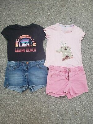 Girls Summer Bundle Next Joules Age 6