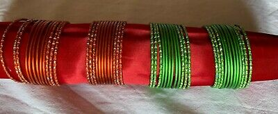 Costume Fashion bangle indian bollywood 24 chudiya kids size