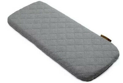 Bugaboo Wool Mattress Cover, Grey Melange by Bugaboo - AS NEW