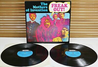 Zappa 1 (1984 Rp) *Frank Zappa & The Mothers Of Invention: Freak Out* Lp
