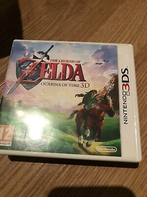 The Legend of Zelda: Ocarina of Time (Nintendo 3DS, 2011)