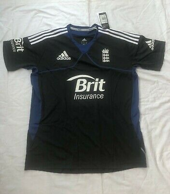 Authentic BNWT England Short Sleeved Training Top