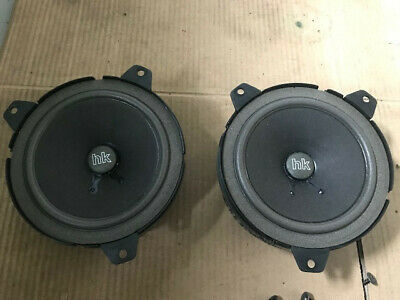 BMW E46 M3 Coupe Convertible Front Harman Kardon Door Speakers