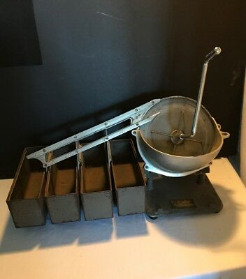 Vintage Manual KLOPP Coin Sorter For Quarters Dimes Nickles Pennies