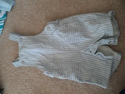 Baby Boys Dungaree Set Marks And Spencer