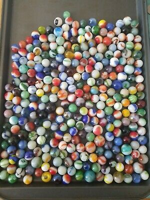 Vintage Mixed Marbles Lot #35