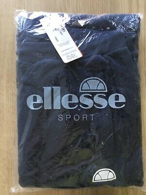 Ellesse Mens Jogging Tracksuit Bottoms Jogger Navy Size 50/52 New with tags