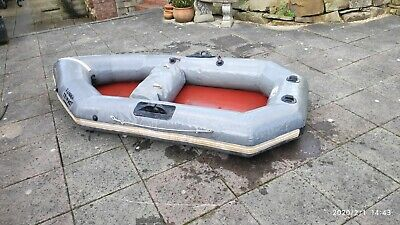 Inflatable Dinghy Tender   Boat