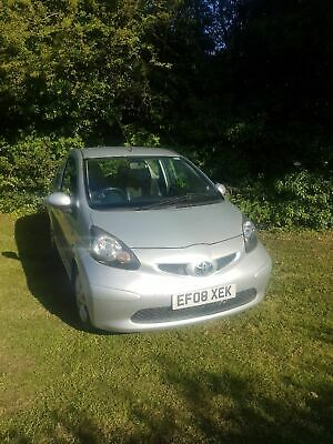 Toyota Aygo 1.0L 12V Platinum Automatic 2008 £20 A Year Tax Cheap To Insure