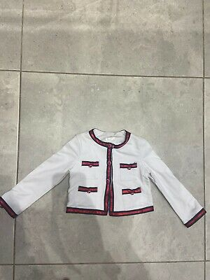 Microbe By Miss Grant Girls Jacket - AGE 2 - GREAT BUY!
