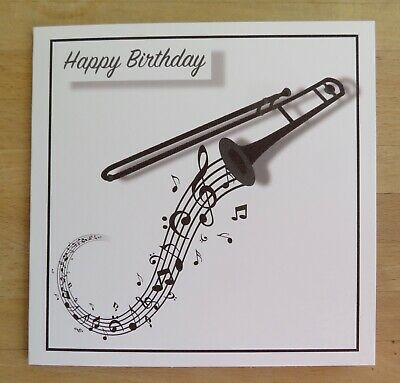 Birthday Greeting Card Busy Mouse  6x6 Can Personalise