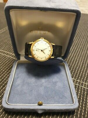 MONTRE OMEGA en or 18K automatique bumper calibre 354 EUR