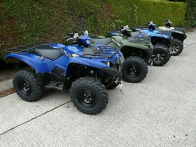 Yamaha Grizzly 700Eps 2020 Model-Nil Deposit Finance Available