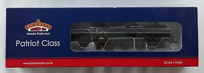 Bachmann 31-210,00 Gauge, Patriot Class loco, 45503 'The Royal Leicestershire'