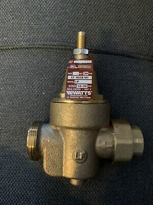 Hobart OEM Authentic Pressure Reducing Valve With Union And Strainer 00-893294