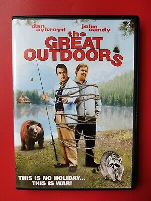 The Great Outdoors Dvd 1988