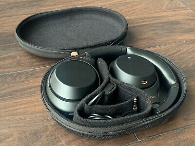 SONY WH-1000XM3 Wireless Noise Cancelling Bluetooth Headphones NFC Quick Charge