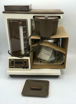 Vintage Sears Counter Craft 12 Cup Coffee Maker - New No Box