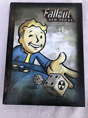 Fallout New Vegas Collector's Edition : Prima Official Game Guide by David...