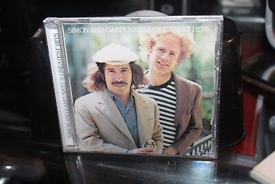 Simon & Garfunkel - Simon & Garfunkel's Greatest Hits - Cd Album (Box C9)