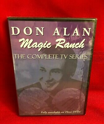 Magic Ranch (3 DVD Set) by Don Alan. Retails $100.00
