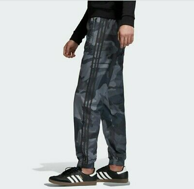 Men's Adidas Originals Camouflage Woven Pants #ED6985 Size Large NWT