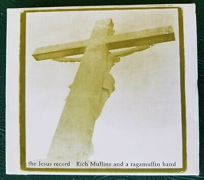 Rich Mullins and Ragamuffin Band -- THE JESUS RECORD -- 1998 CD!